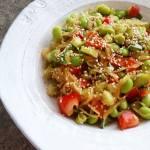 Salade de courge